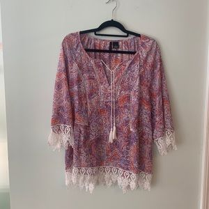 New Directions Boho Top